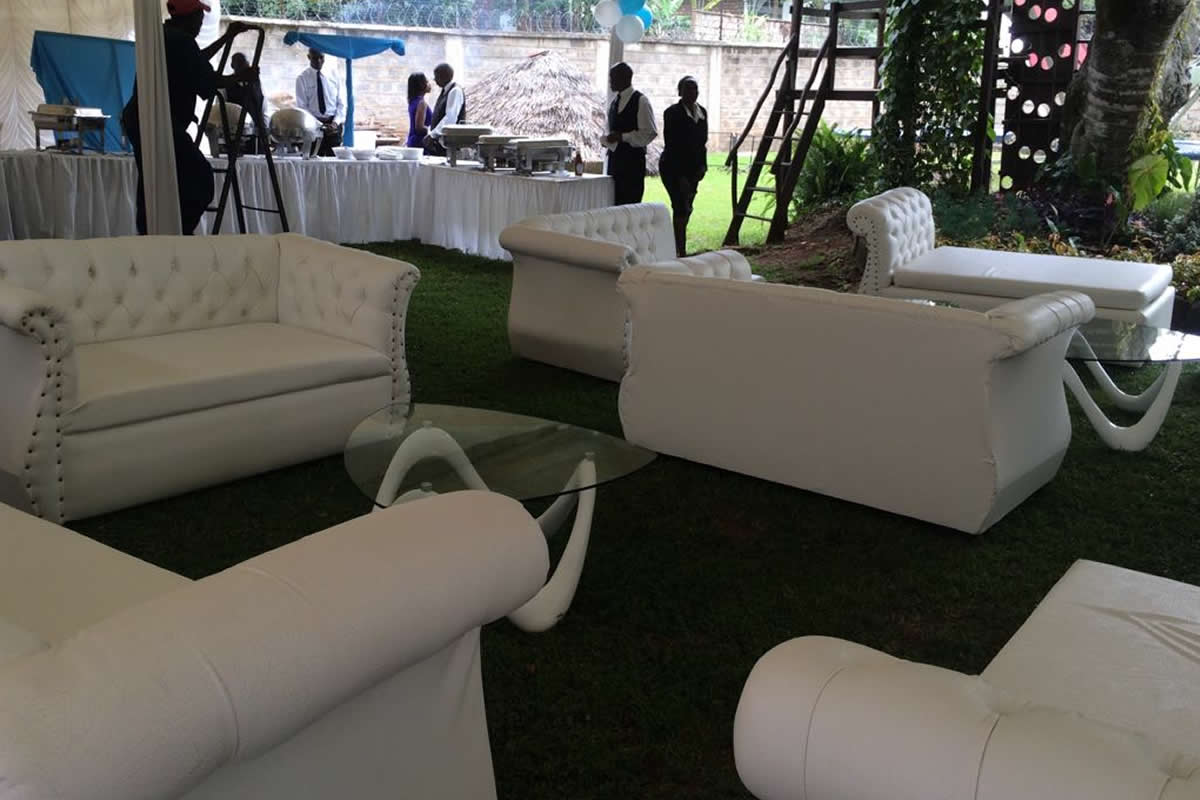 Outdoor Occasions Lounge Seat For Hire