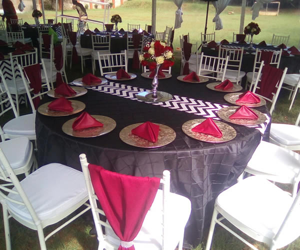 Outdoor Occasions Tables For Hire Services