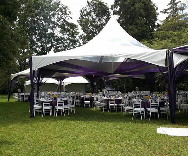 Outdoor Occasions Tent Hire Services