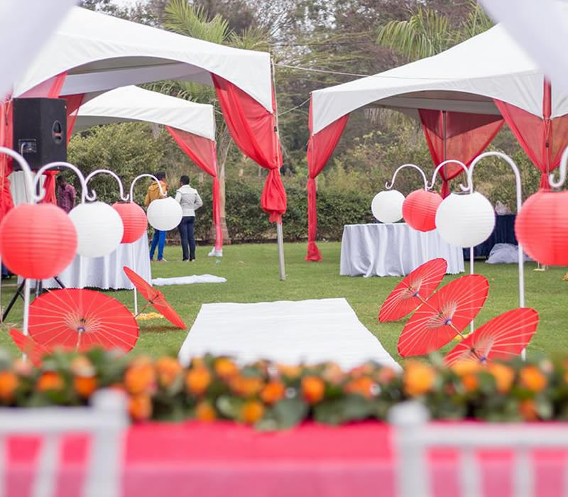 Outdoor Occasions Wedding Events